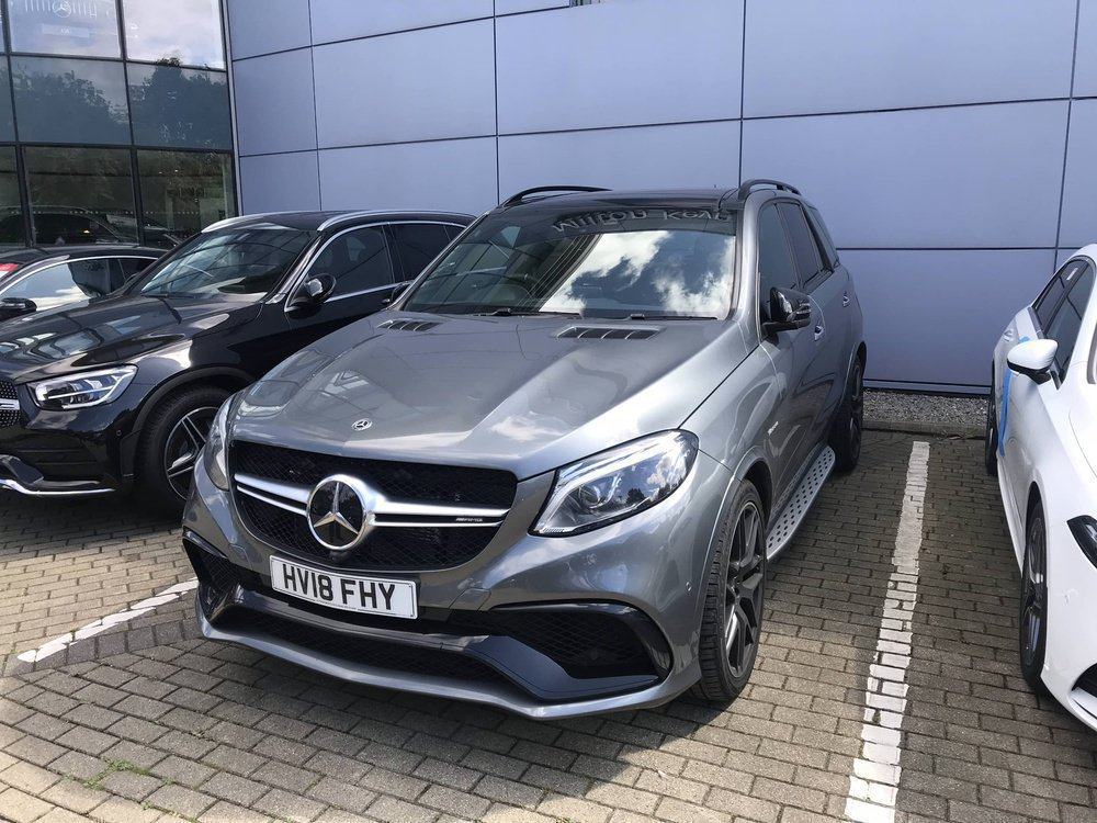 Mercedes-Benz GLE - SUV (W166) (2015) AMG 63 S V8 (585 Hp) 4MATIC G-TRONIC | Faitheldriver | LoveCarReviews