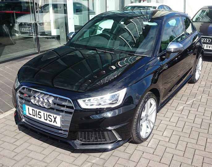 Audi S1 - (2015) 2.0 TFSI (231 Hp) quattro | Klau | LoveCarReviews