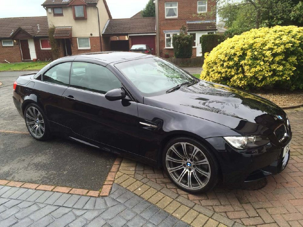 BMW M3 - Coupe (E92) (2007) 4.0i (420 Hp) Automatic | Guycrossman | LoveCarReviews