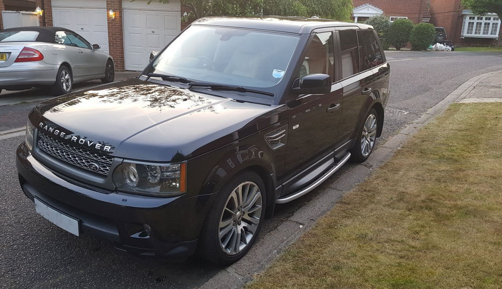 Land Rover Range Sport - I (facelift 2009) 3.6 LR-TD V8 (272 Hp) AWD Automatic | Dct | LoveCarReviews