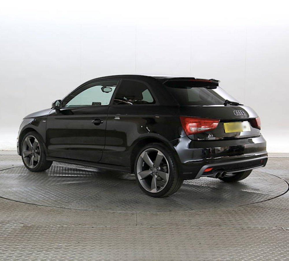 Audi A1 - (8X facelift 2014) 1.4 TFSI (125 Hp)   Kris   LoveCarReviews
