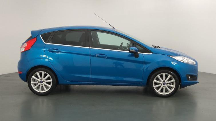 Ford Fiesta - VII (Mk7) (2009) 1.6 Ti-VCT (120 Hp) 5d | Lee | LoveCarReviews