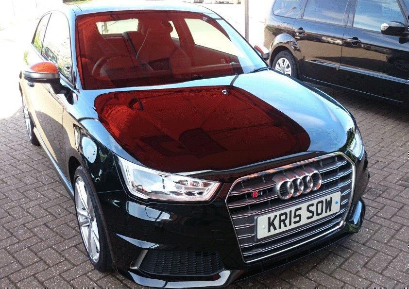 Audi S1 - (2015) 2.0 TFSI (231 Hp) quattro   Faitheldriver   LoveCarReviews