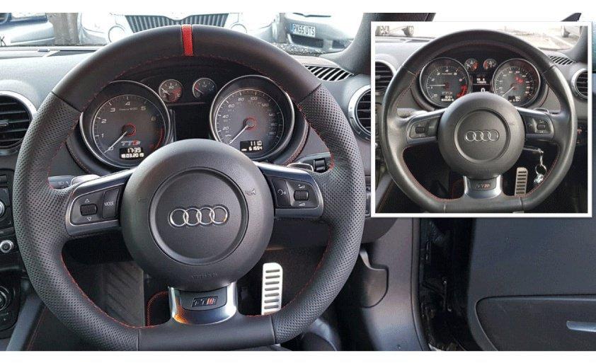 Audi TT - TTS Coupe (8J) (2007) 2.0 TFSI (272 Hp) quattro S Tronic | Faitheldriver | LoveCarReviews