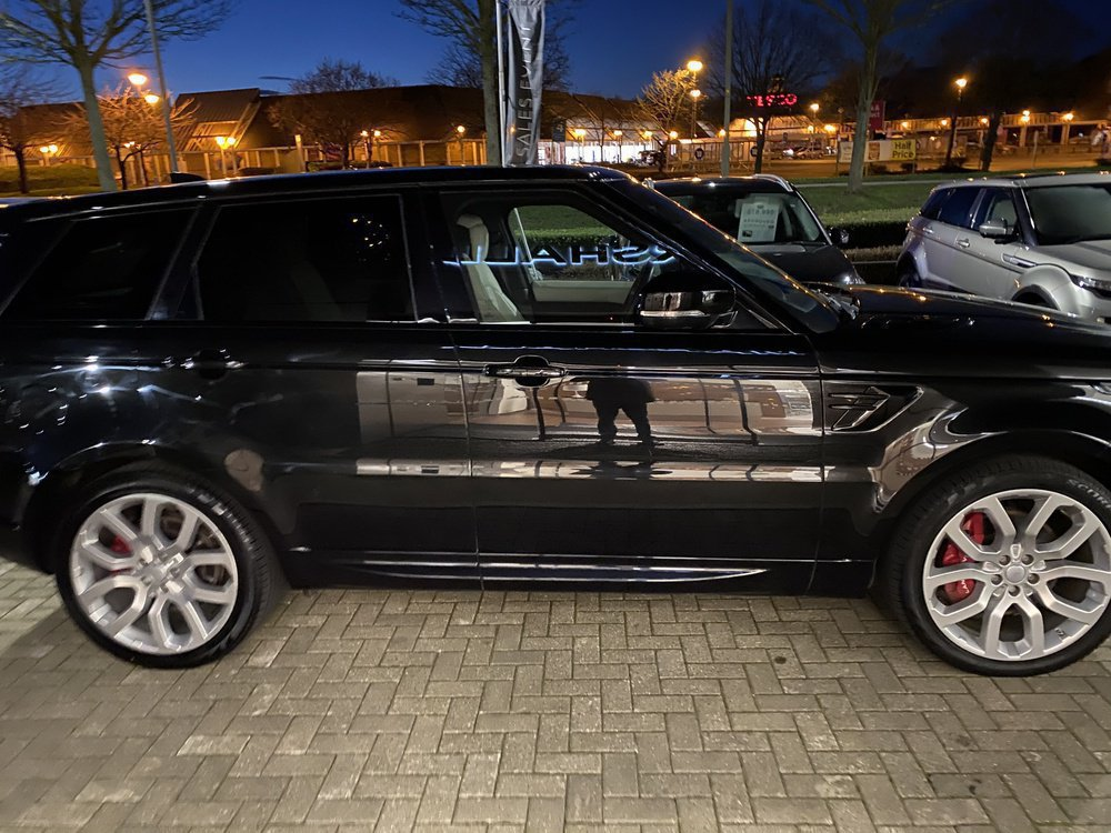 Land Rover Range Sport - II (facelift 2017) 4.4 SDV8 (339 Hp) AWD Automatic | Dct | LoveCarReviews