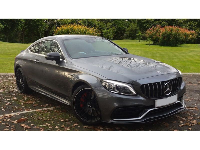 Mercedes-Benz C-class - Coupe (C205, facelift 2018) AMG C 63 S V8 (510 Hp) MCT | Faitheldriver | LoveCarReviews