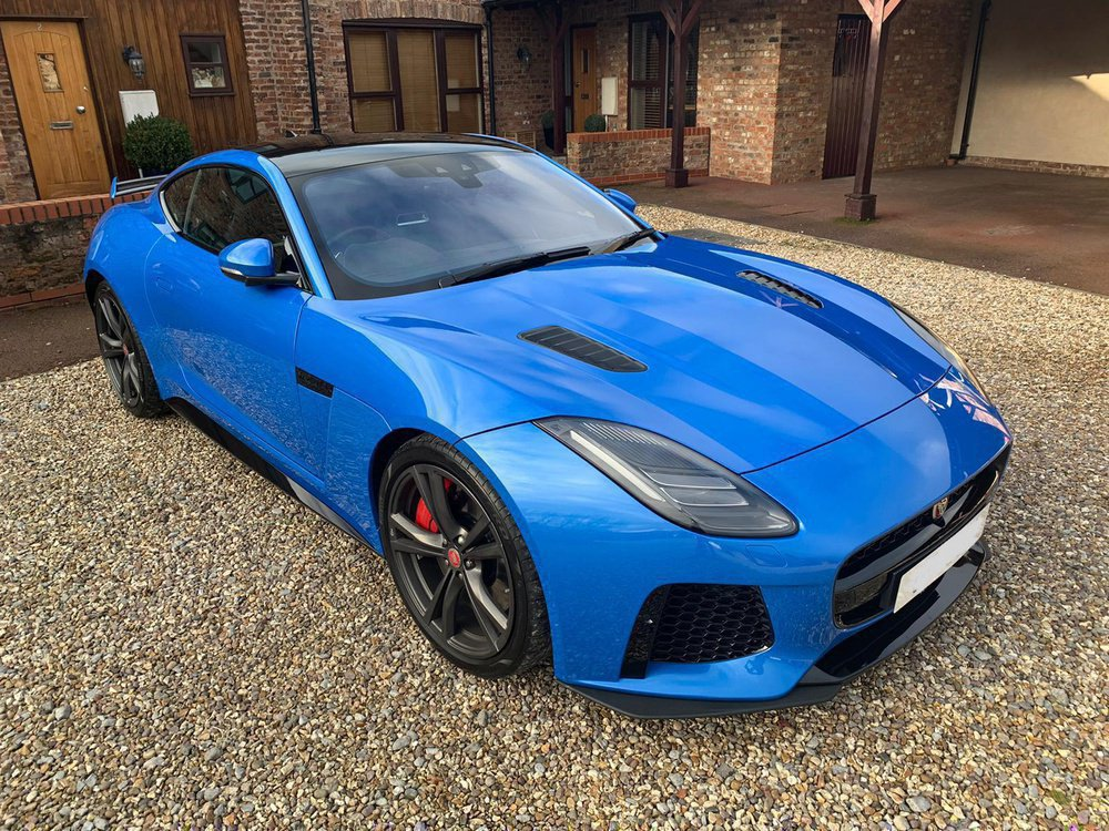 Jaguar F-type - Coupe (facelift 2017) SVR 5.0 V8 (575 Hp) AWD Automatic | Guycrossman | LoveCarReviews
