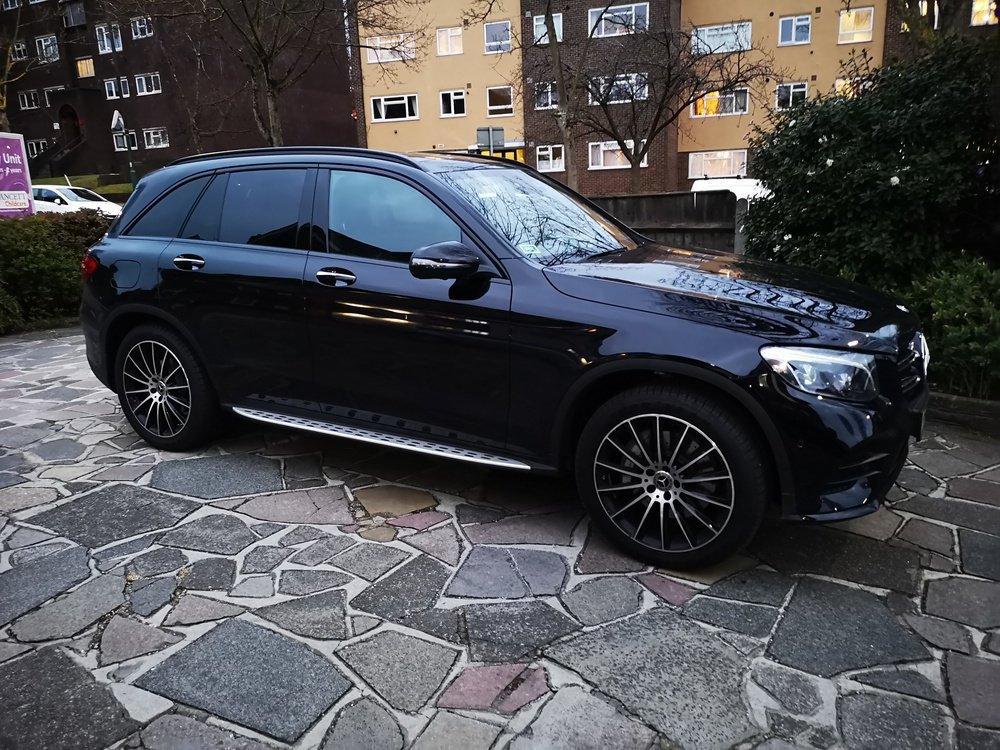 Mercedes-Benz GLC - SUV (X253) (2015) 250d (204 Hp) 4MATIC G-TRONIC | Idriver | LoveCarReviews