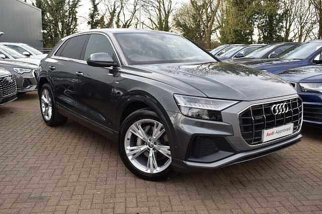 Audi Q8 - (2019) 50 TDI V6 (286 Hp) quattro Tiptronic MHEV | Faitheldriver | LoveCarReviews