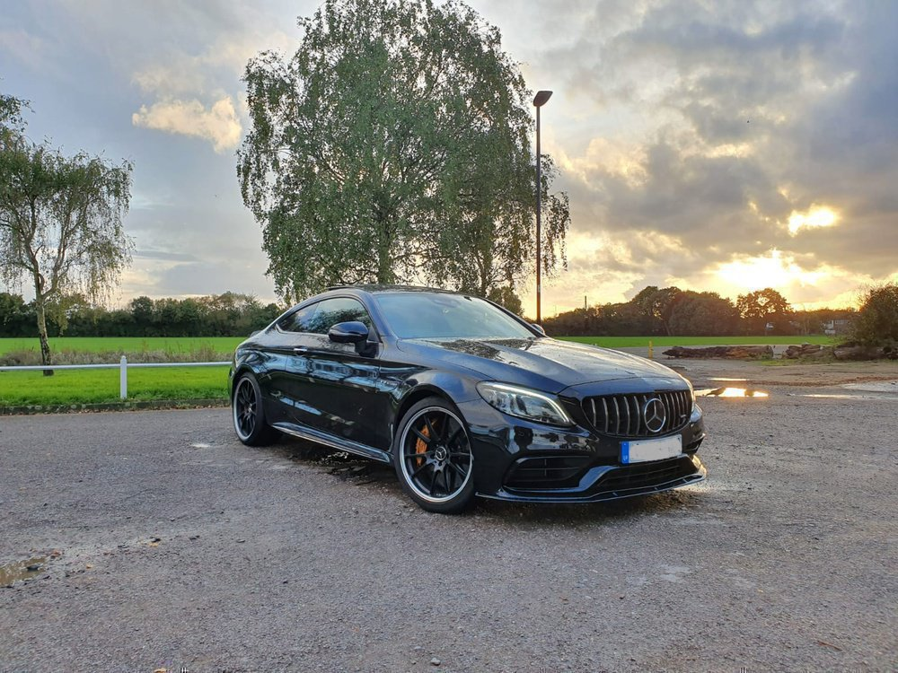 Mercedes-Benz C-class - Coupe (C205, facelift 2018) AMG C 63 S V8 (510 Hp) MCT | Whitebeard997 | LoveCarReviews