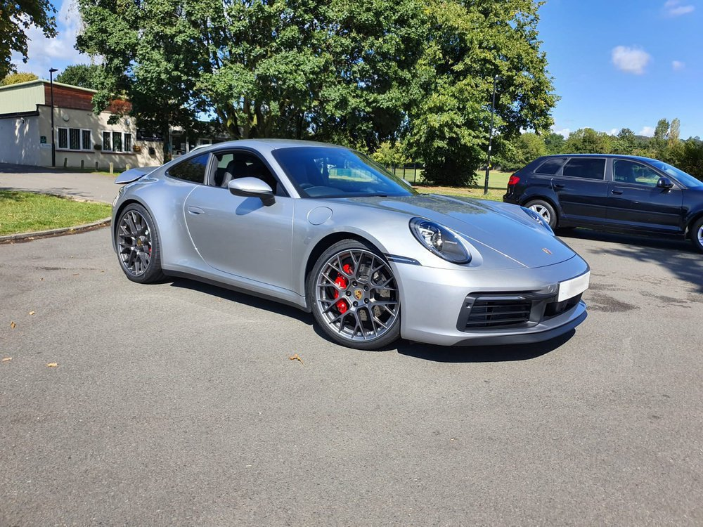 Porsche 911 - (992) (2019) Carrera S 3.0 (450 Hp) PDK   Whitebeard997   LoveCarReviews