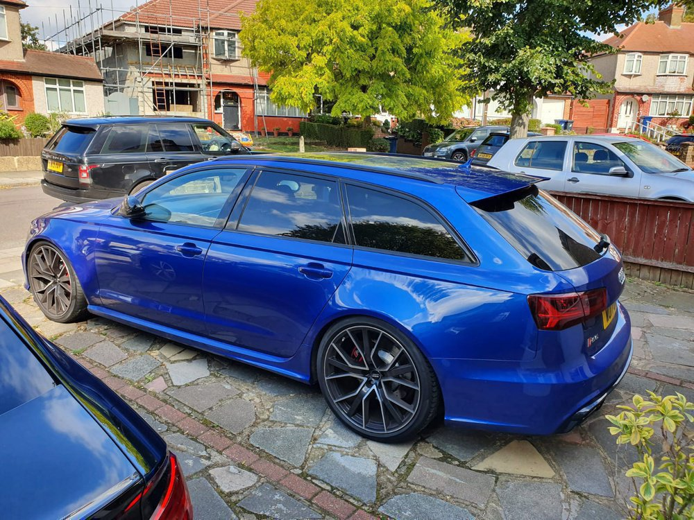 Audi RS 6 - Avant (C7) (2013) 4.0 TFSI V8 performance (605 Hp) quattro Tiptronic   Whitebeard997   LoveCarReviews